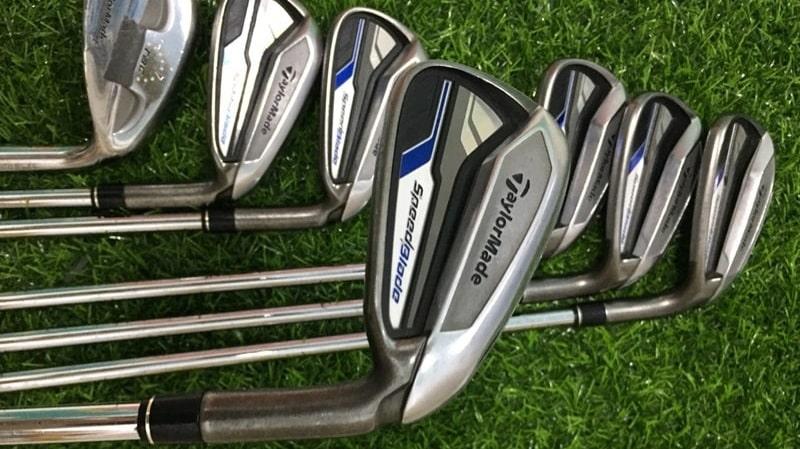 Ngay cả những mẫu gậy golf Taylormade cũ cũng khiến người chơi hài lòng