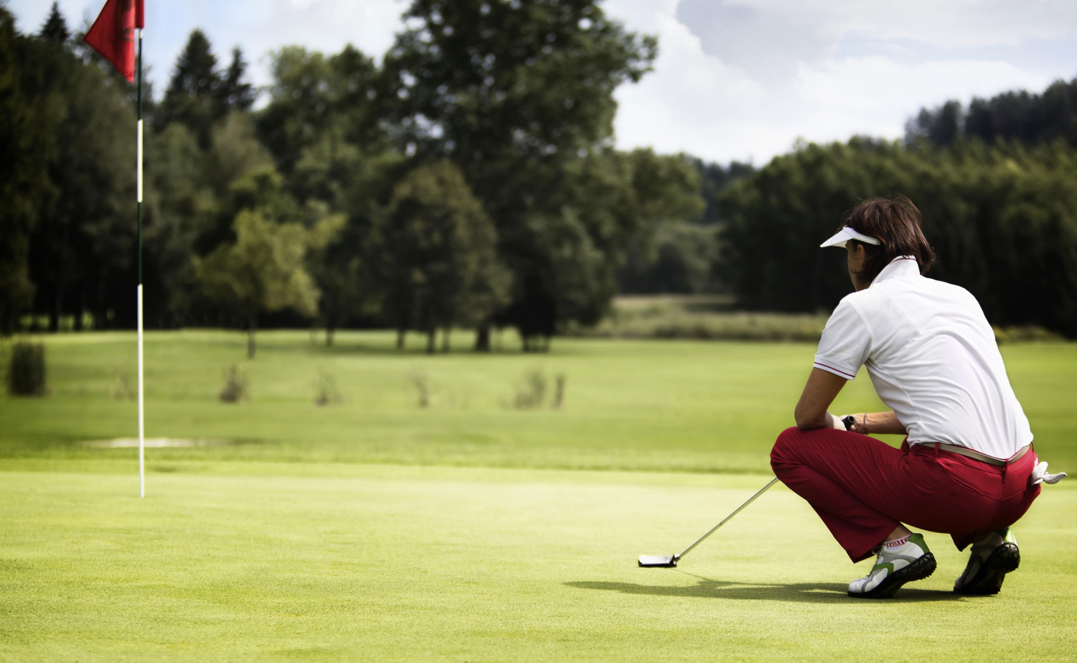 Học cách đọc Green - kỹ thuật putting golf