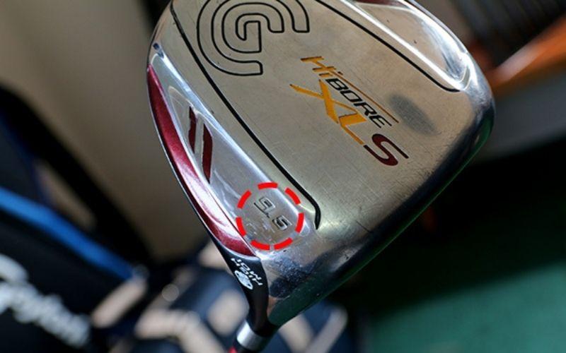 Gậy golf driver Cleveland XLS Hibore