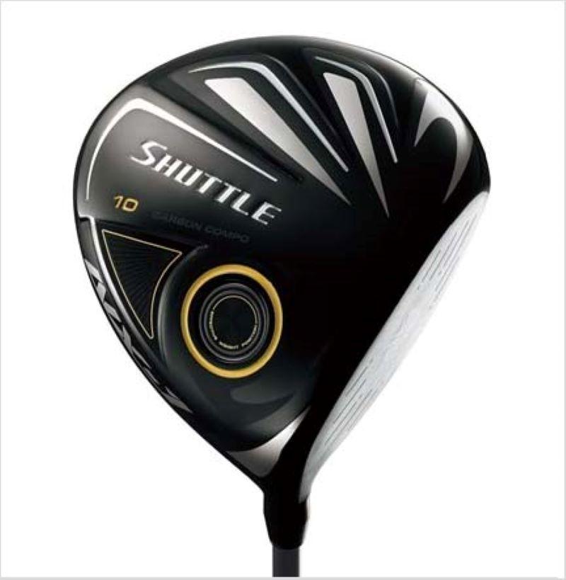 Hình ảnh gậy golf driver Maruman Shuttle