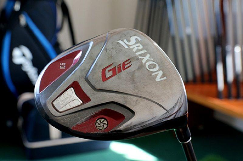 Mẫu gậy golf driver Srixon GIE hiệu quả cao cho golf thủ