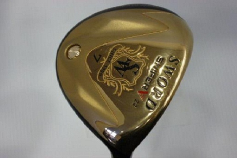 Gậy golf driver katana sword sniper v22