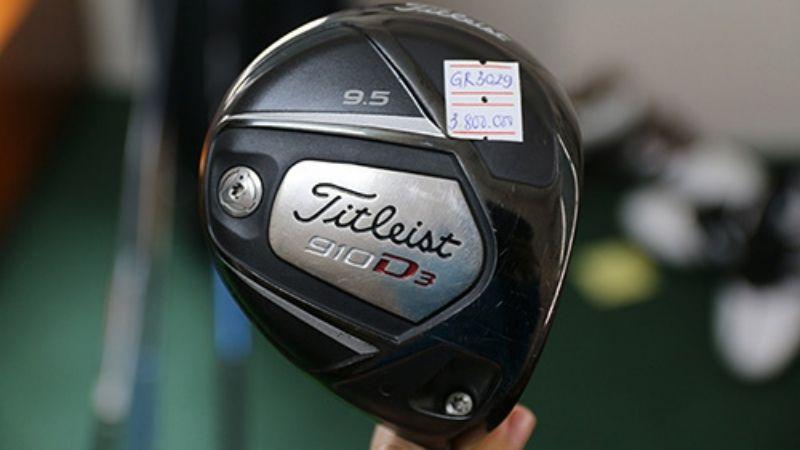 Gậy golf Titleist 910