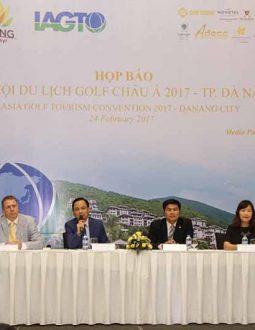 AGTC 2017: Cơ hội phát triển ngành du lịch golf Việt Nam