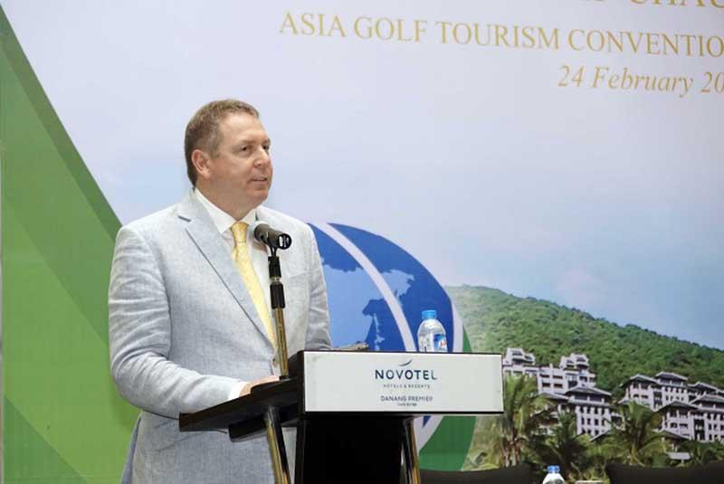 Ngành du lịch golf Việt Nam đang có nhiều cơ hội nhưng cũng ít thách thức