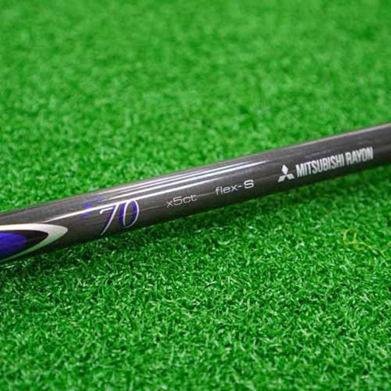 Cán gậy có độ cứng S rất thích hợp với những golfer chuyên nghiệp