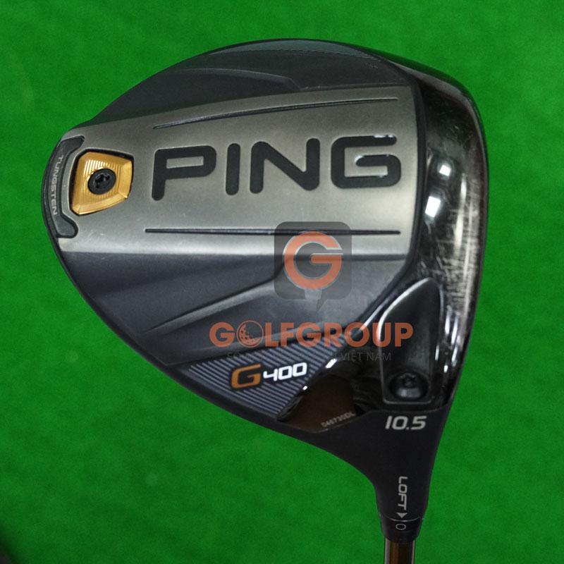 Gậy Ping G400 driver được thiết kế với trình điều khiển nhanh và ổn định