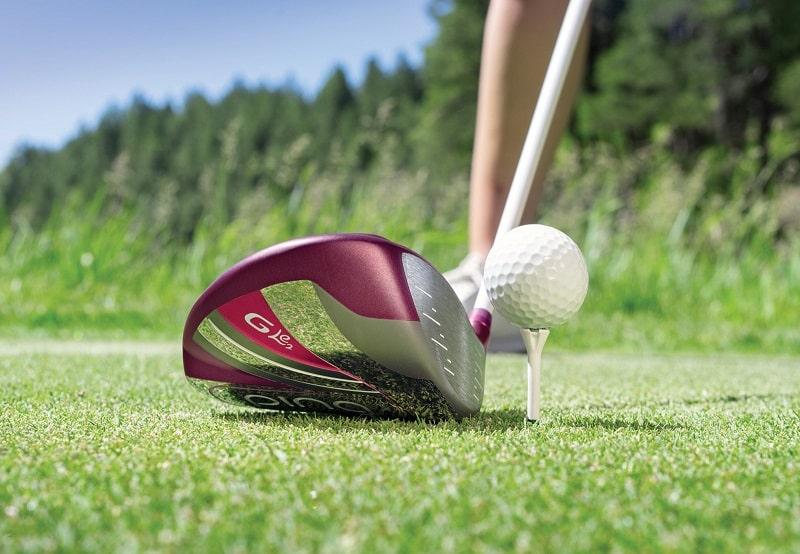 Những golf thủ mới có thể cân nhắc để sử dụng mẫu gậy này