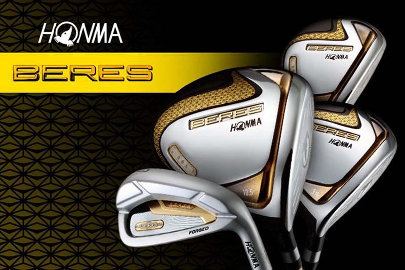 Bộ gậy golf cũ Honma Beres