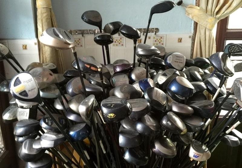 Người chơi nên tìm hiểu kỹ trước khi chọn mua gậy golf cũ