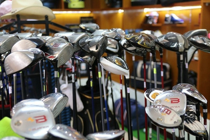 Mua gậy golf tại Thế Giới Gậy Cũ