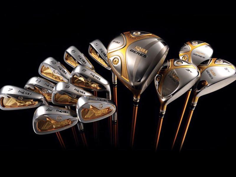 Bộ gậy golf sang trọng nhất Honma Beres S02