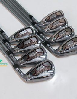 Honma Bezeal 525 irons sở hữu thiết kế mạnh mẽ, phóng khoáng
