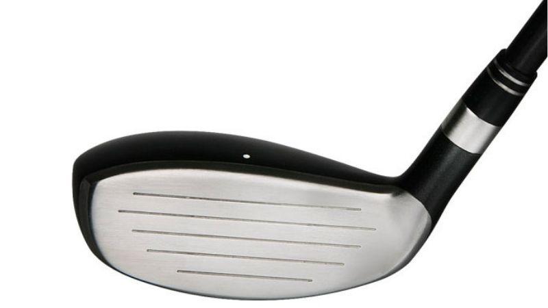 Gậy hybrid là cây gậy không thể thiếu trong túi gậy của golfer