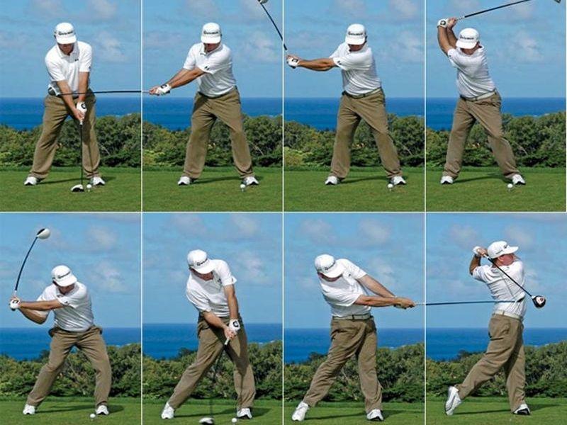 Đứng đúng tư thế giúp gia tăng hiệu suất cú đánh