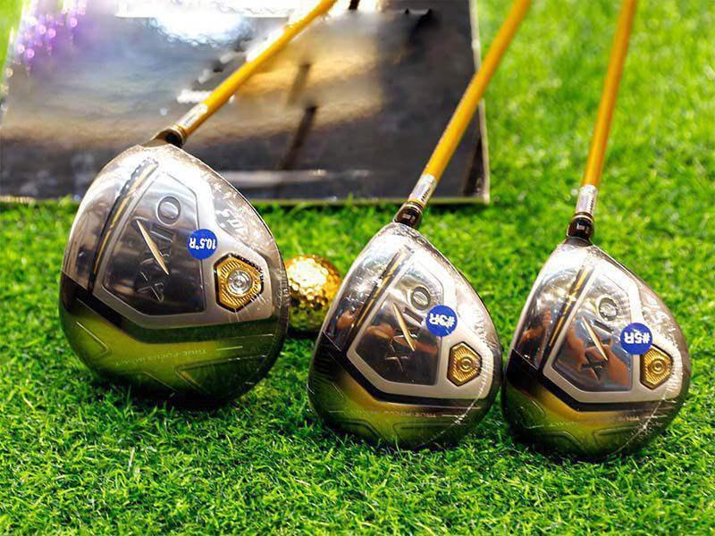 Giá bộ gậy golf cũ sẽ phải chăng hơn gậy golf cũ