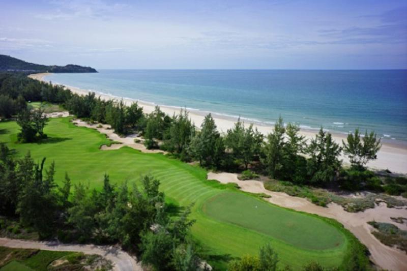 Sân golf Laguna Lăng Cô là nơi tổ chức giải golf Faldo Series Châu Á