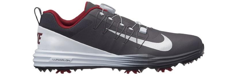 Hình ảnh giày golf nam  Nike Lunar Command 2 BOA White/grey