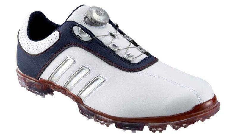Giày golf nam Adidas Metal