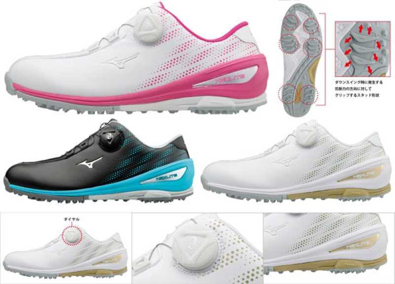 Hình ảnh giày Mizuno Nexlite 004 Boa