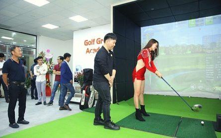 Trải nghiệm mô hình golf 3d tại Goilgroup