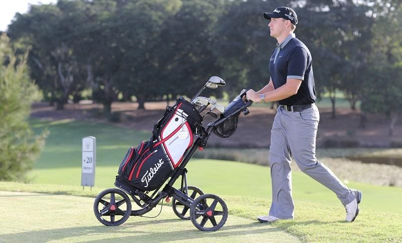 Chiếc Push golf buggy vô cùng nổi tiếng