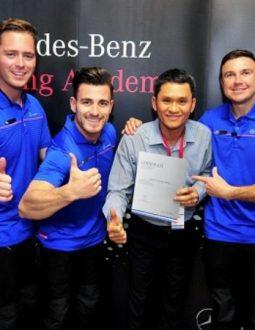 Golf thủ Việt Nam tại Vòng chung kết Mercedes Trophy World