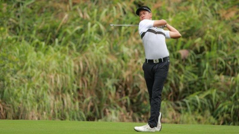 Golfer đạt vị trí thứ 58 tai giải đấu