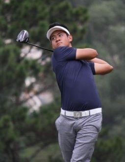 golfer trương chí quân