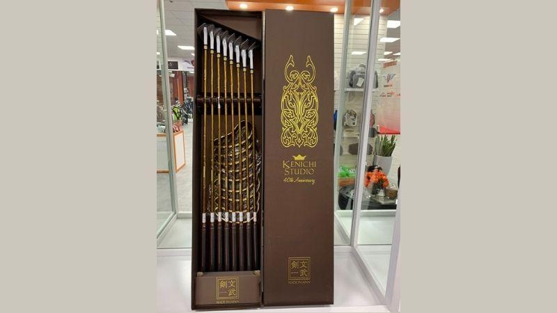 Kenichi mang tới làn gió mới cho thị trường golf tại Việt Nam