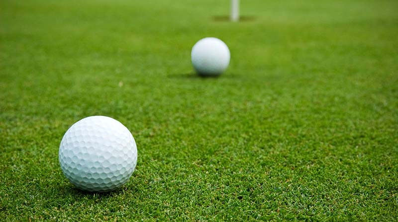 Tốc độ green trong golf được xem là trị số quan trọng