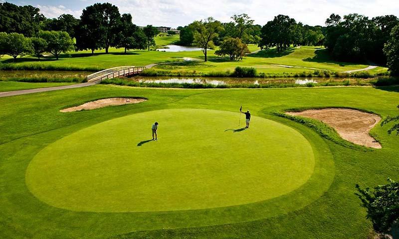 Tìm hiểu green trong golf là gì?