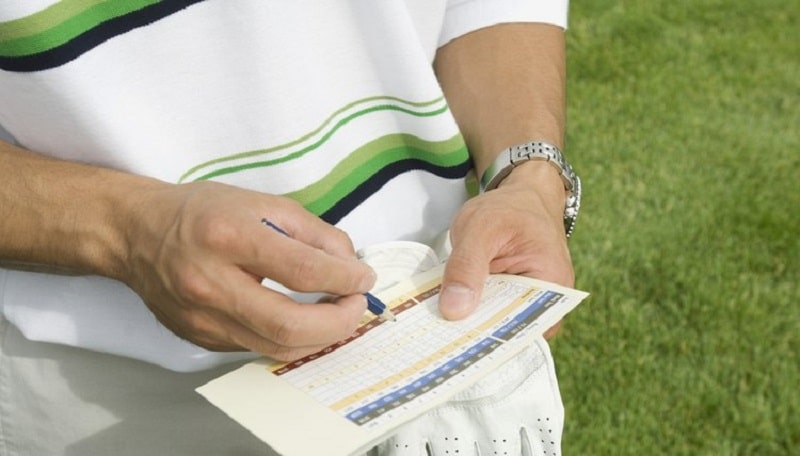 Handicap là một trong những thuật ngữ golf thủ cần biết