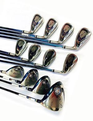 bộ gậy golf fullset XXIO MP700 cũ