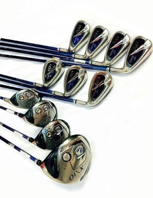 bộ gậy golf fullset XXIO MP800 cũ
