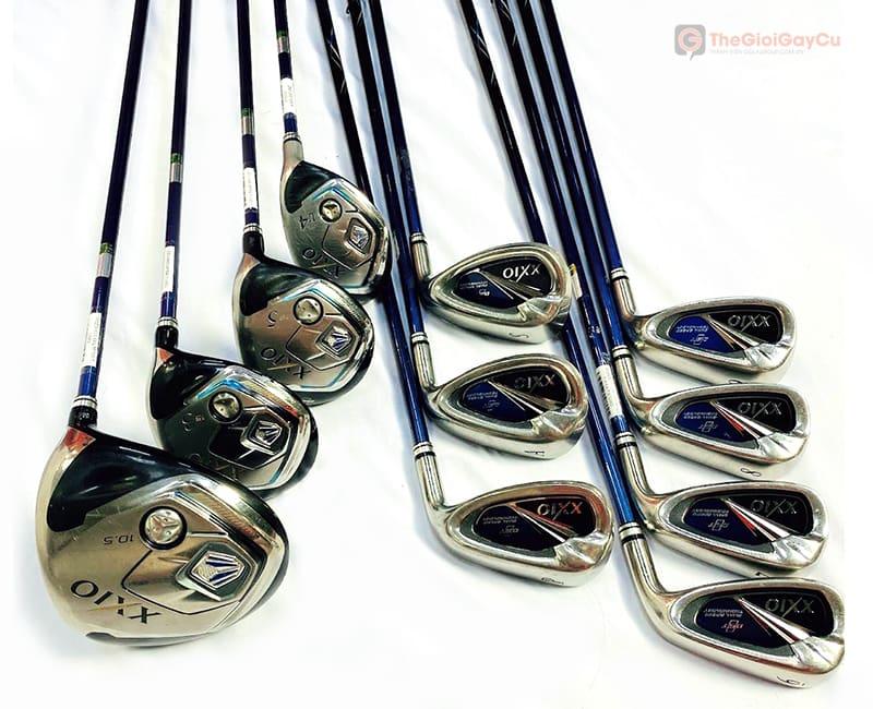 Hình ảnh bộ gậy golf fullset XXIO MP800 cũ