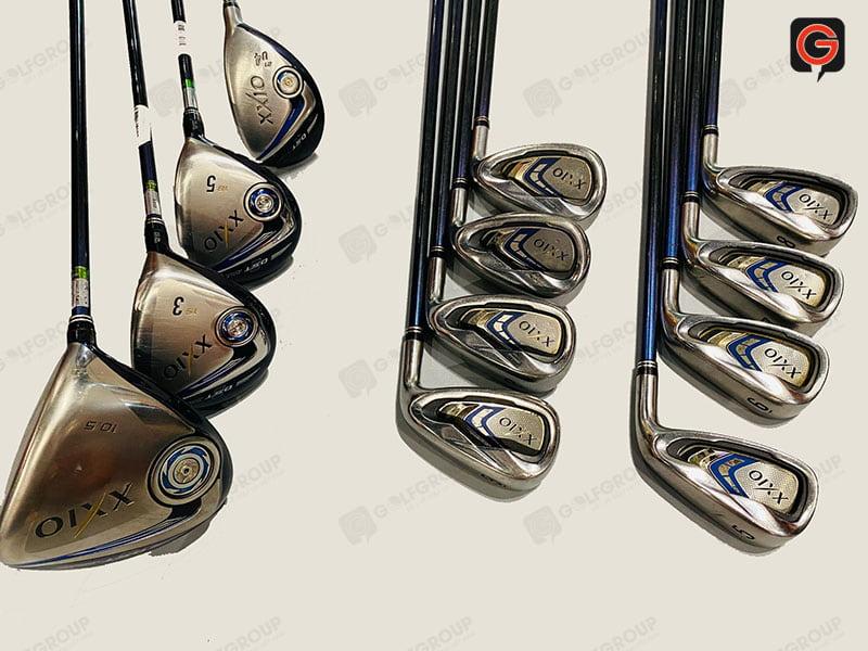 Bộ gậy golf fullset XXIO MP900