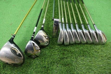 Bộ gậy golf Honma 2 sao IS03 fullset 49R