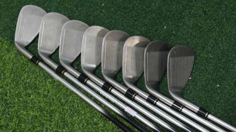 Bộ gậy giúp golfer sở hữu những cú đánh tốt nhất