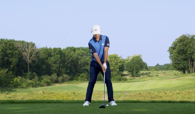 Người chơi cần nắm rõ khoảng cách khi sử dụng gậy golf của mình