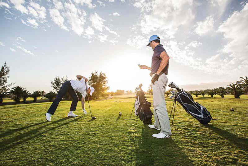 Golf được xem là môn thể thao quý tộc