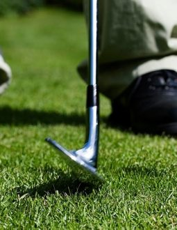 kỹ thuật chipping golf của Phil Mickelson