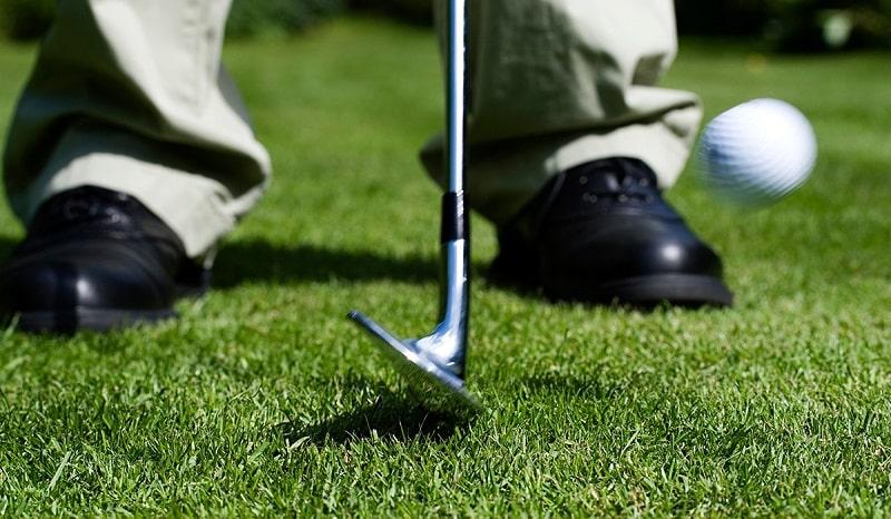 kỹ thuật chipping golf