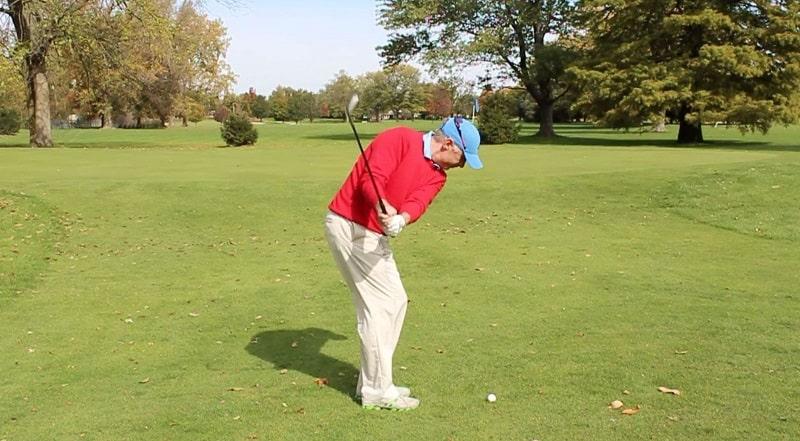 Kỹ thuật chipping golf cùng bậc thầy Phil Mickelson