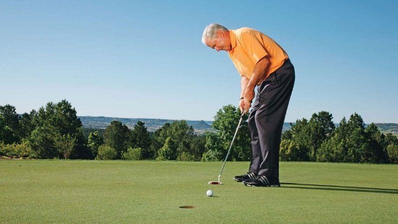Tìm hiểu về kỹ thuật Putting golf