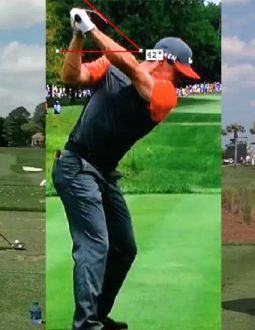 Giải mã kỹ thuật swing golf của Rory Mcilroy kiểm soát tốt lực đánh