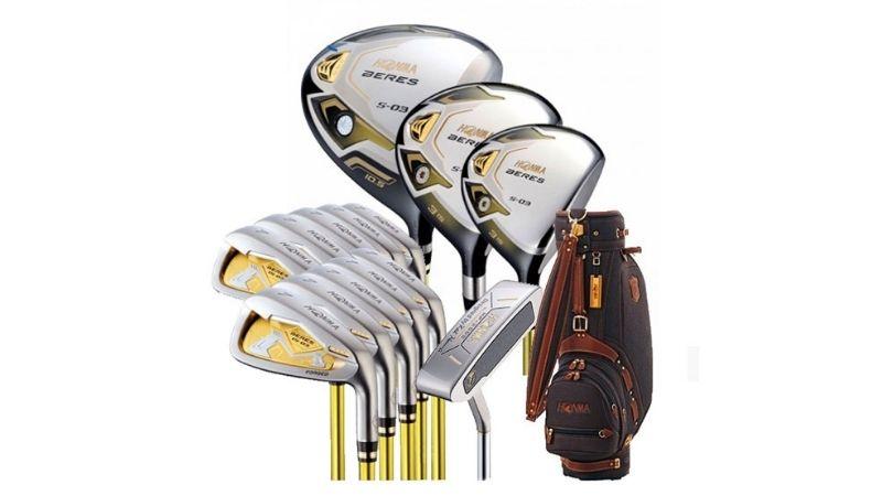 Lịch sử thương hiệu Honma golf