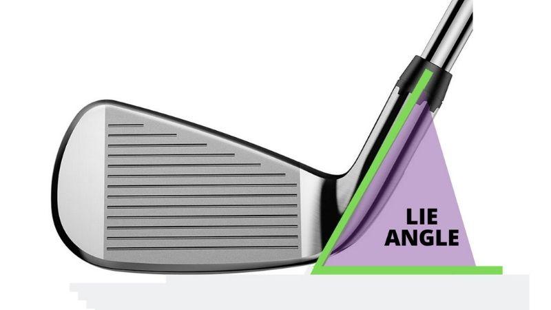 Tìm hiểu về lie golf