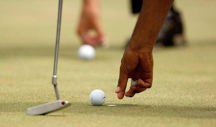 Thay đổi về quy tắc trên green trong luật golf mới 2019