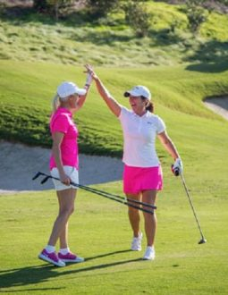 Luật đánh team trong golf